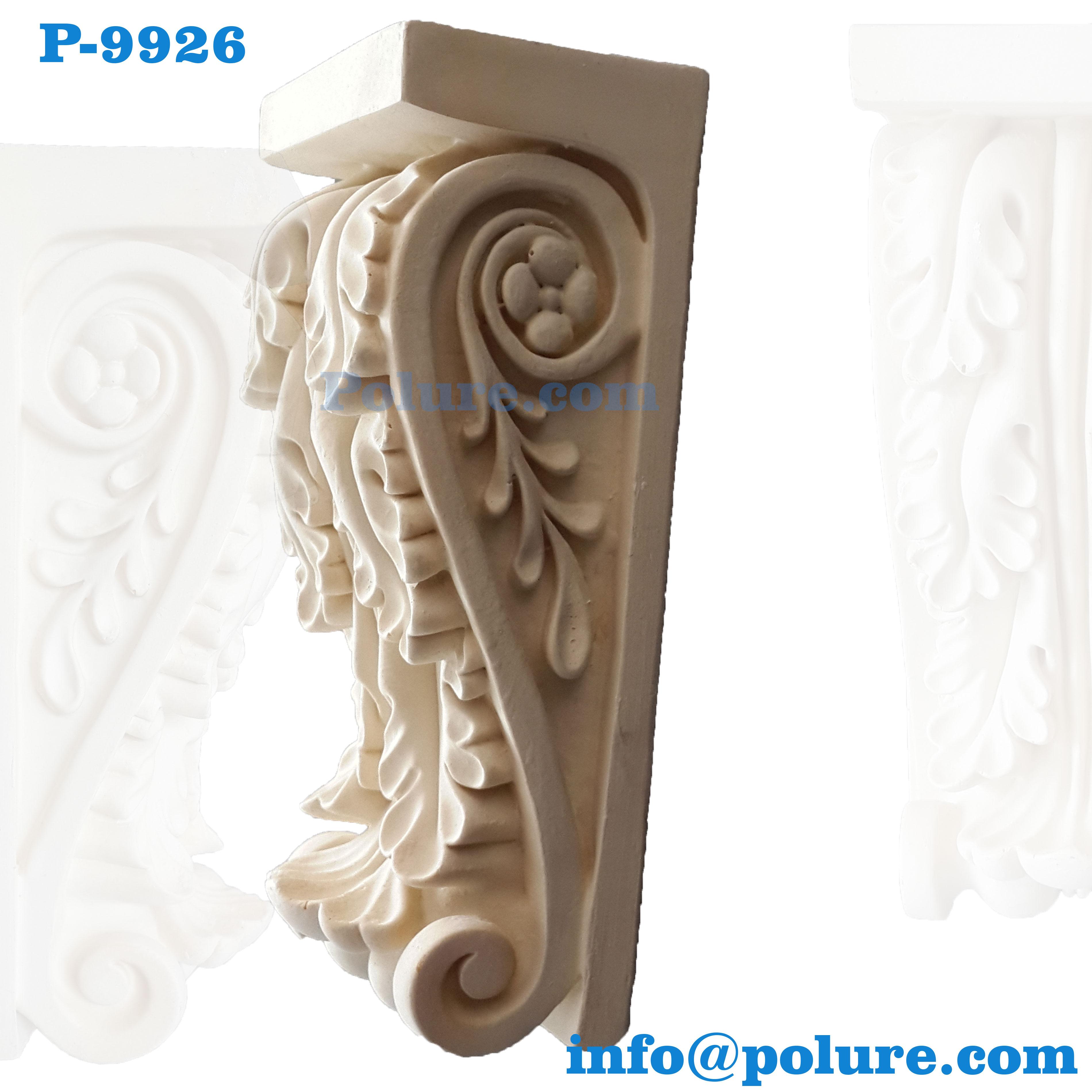 P-9926-polyurethane-decorative-corbel-leaf-foam-moulding-pu-price-decoration-exterior (5)