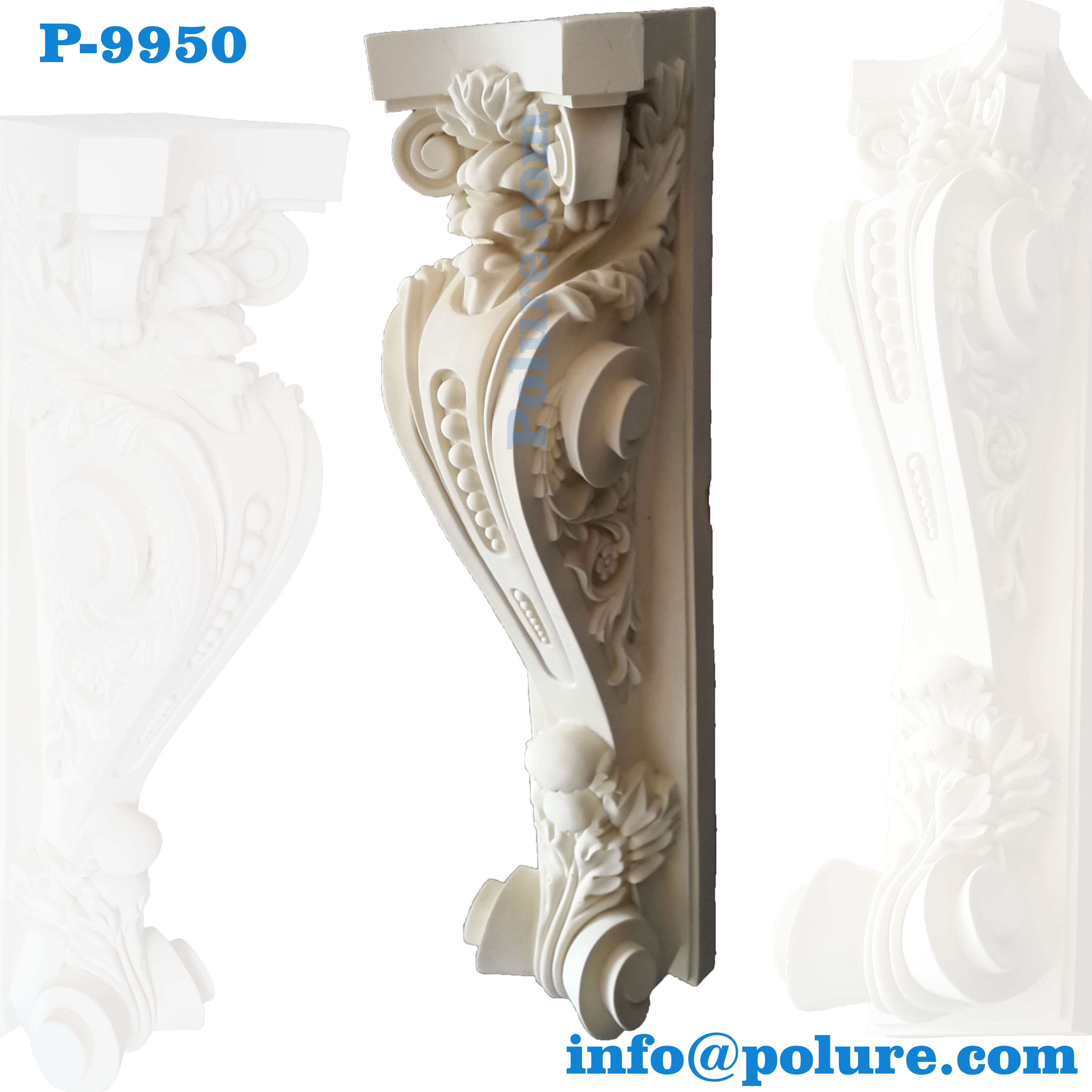 P-9950-polyurethane-classic-decorative-corbel-moulding-interior-exterior-decoration-pu (10)