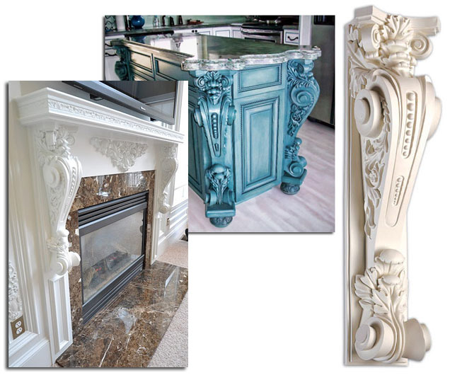 P-9950-polyurethane-classic-decorative-corbel-moulding-interior-exterior-decoration-pu (2)