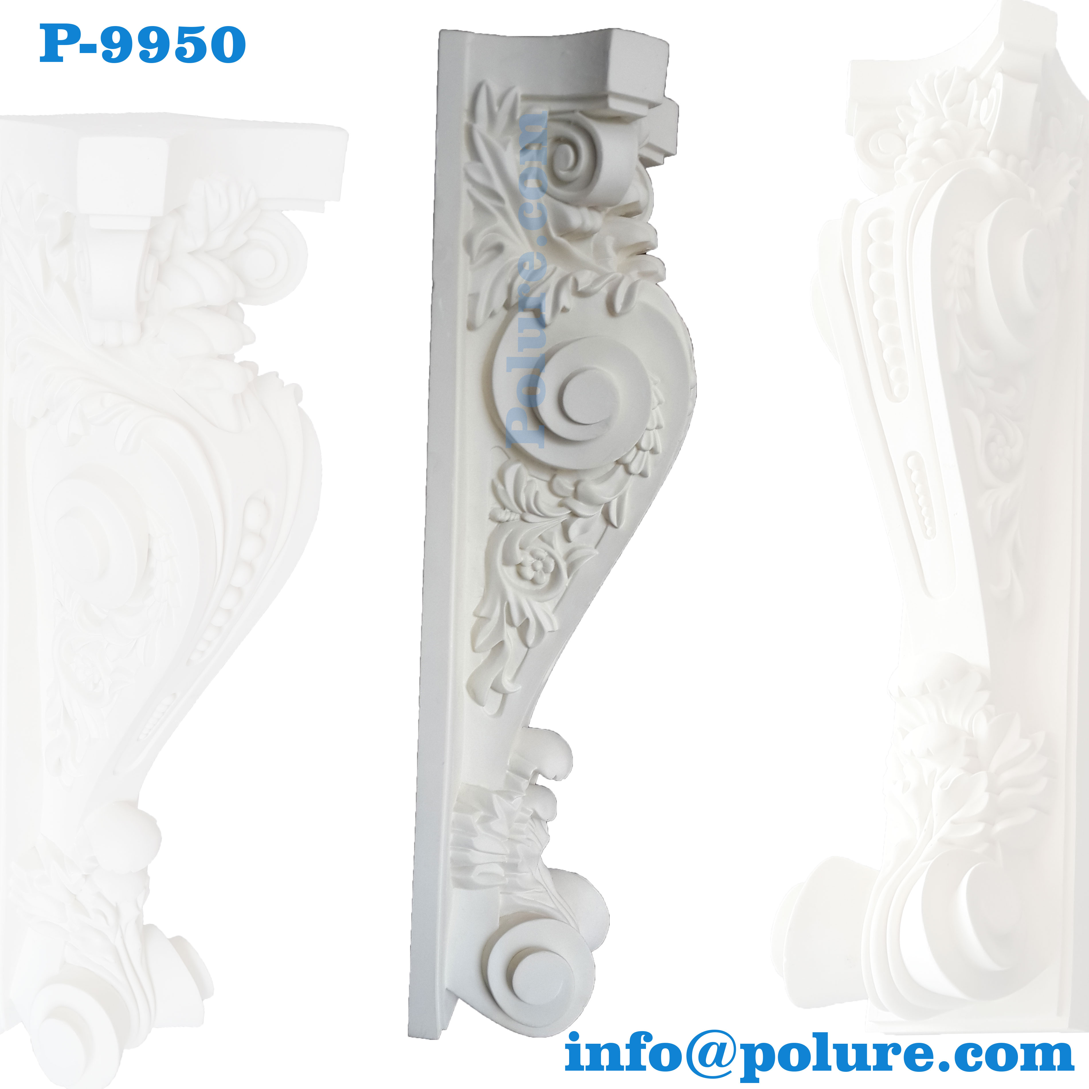 P-9950-polyurethane-classic-decorative-corbel-moulding-interior-exterior-decoration-pu (8)
