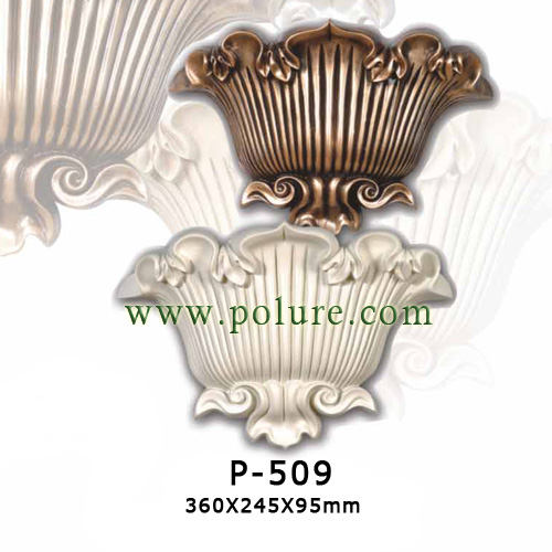 p-509-polyurethane-exterior-decorative-sconce-moulding-model