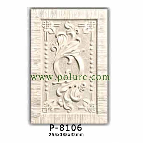 p8106-polyurethane-decorative-floral-motif-coated-panel-board-pu-ornamental-profile-decoration-price