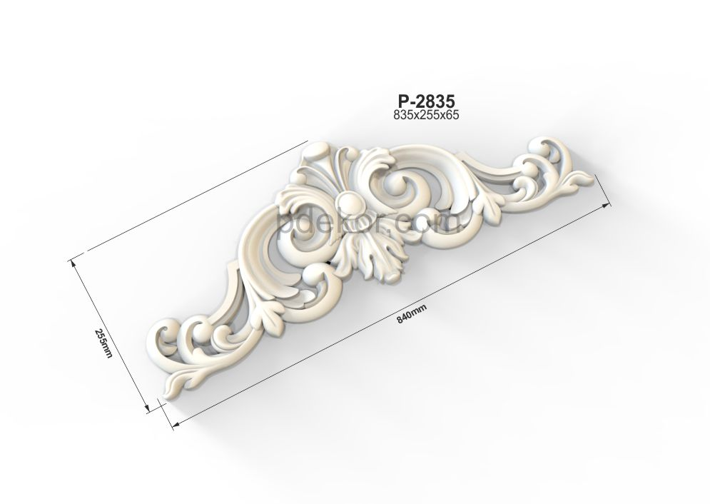 Polyurethane decorative crown items are suitable for using on the doors,windows and mirror frame models.Products are compatible with wood carved polyurethane precast.