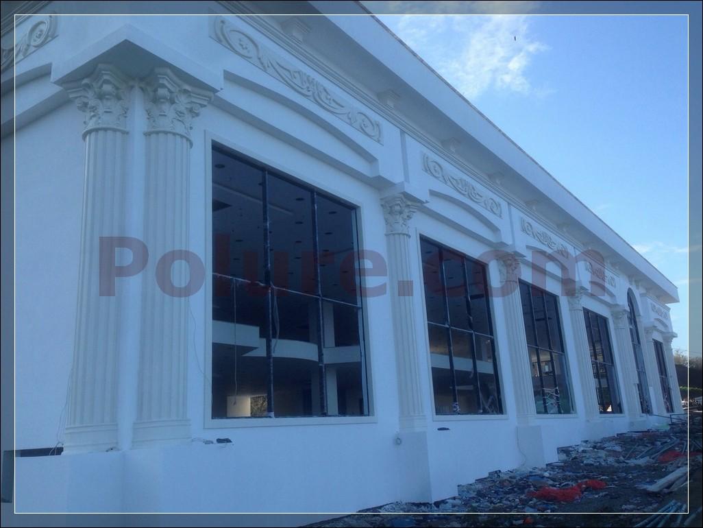 polyurethane-decorative-jambs-column-capital-pu-molding-decoration-base-fluted-plain-corinthian-models