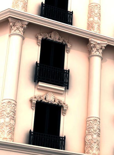 polyurethane-exterior-decorative-85-cm-diameter-column-capital-pu-molding-decoration-base-fluted-plain-corinthian-models